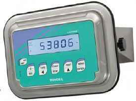 WINOX L STAINLESS STEEL IP68  WEIGHT INDICATOR