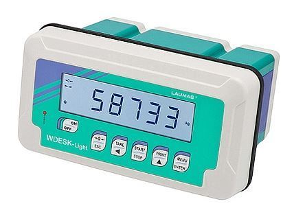 WDESK-L ATEX Weighing Terminal