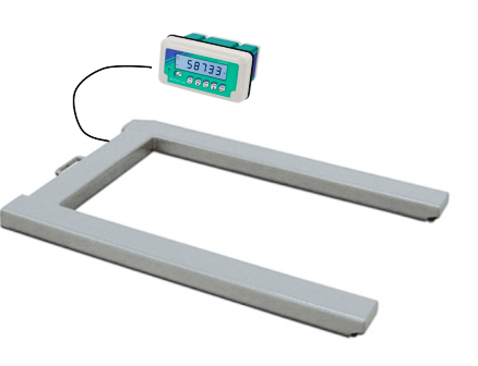 Stainless PALLET-WEIGHING Scale PXI