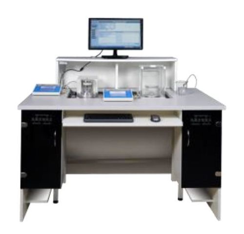 DUAL workstation for pipette calibration