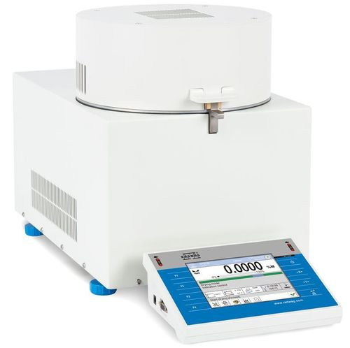 Microwave Moisture Analyzer