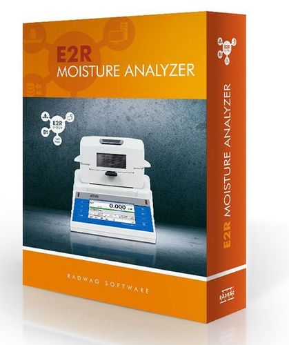 Software MOISTURE ANALYZER